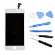 Ecran LCD Blanc iPhone 6 + Outils